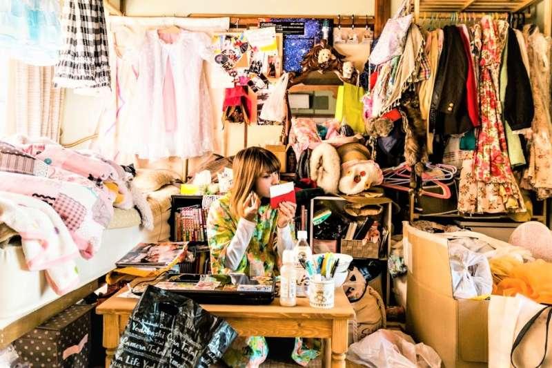 理財專家:家裡亂七八糟,也代表你守不住財!(圖/川本史織@facebook)