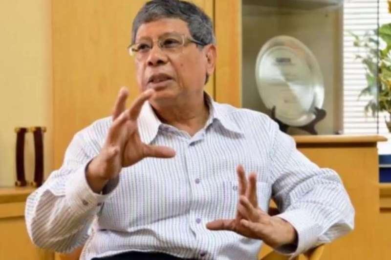 第二房地產集團創辦人兼總裁沙理馬里肯(Mohd Salleh Marican)。(截圖自YouTube)