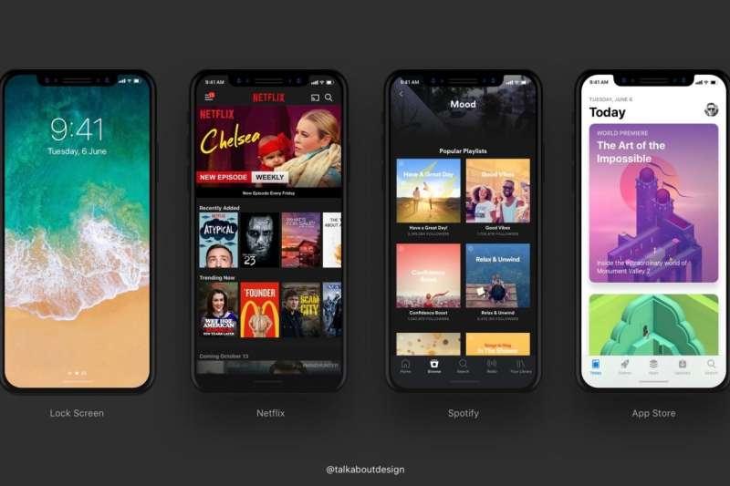 據傳iPhone 8將於美國當地時間9月12日舉行產品發表會。iPhone 8將拿掉實體Home鍵,具備OLED全平面螢幕、擴增實境(AR)的3D感應器、無線充電、臉部辨識技術,其最高容量512GB要價高達1199美元,大約是4.5萬台幣。(取自9to5mac網站)
