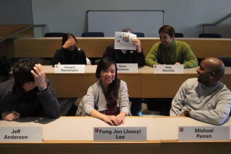 個性比較害羞、害怕無法融入同學們該怎麼辦呢?(圖/Sabina提供)