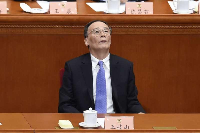 中共領導人王岐山(取自網路)