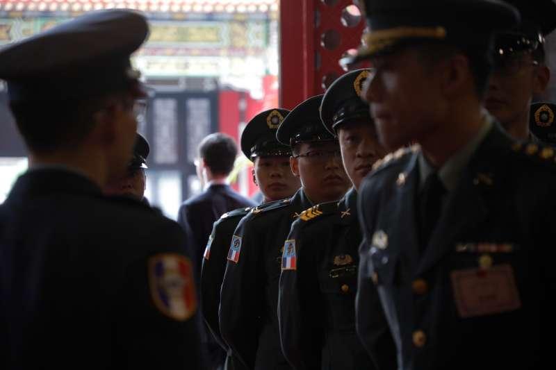 2017年9月3日「中華民國106年秋祭忠烈殉職人員典禮」(總統府)