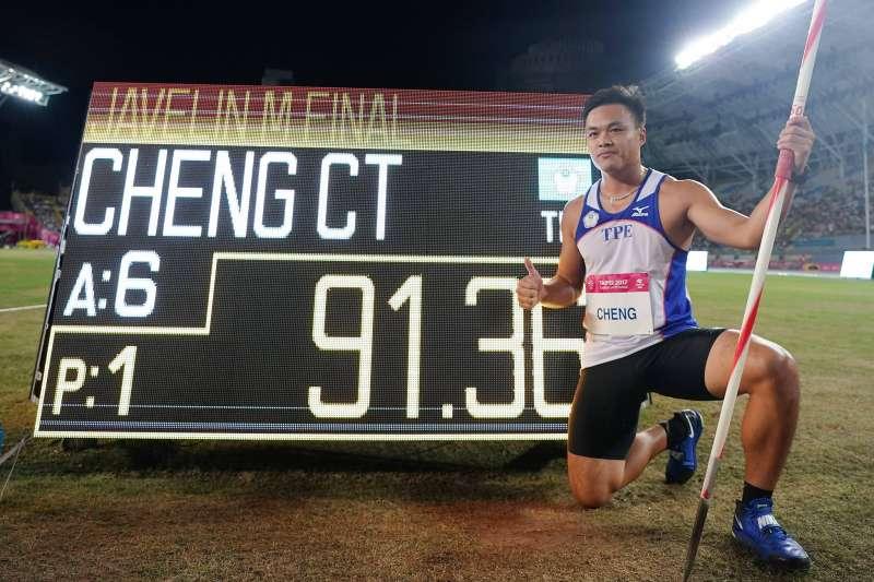 這次世大運,讓許多優秀的台灣運動員被大眾看見。(圖片:想想論壇提供  取自蔡英文總統臉書)