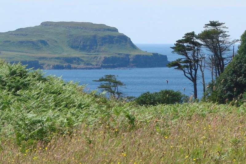 英國蘇格蘭卡加利灣。 (馬爾島官方網站)