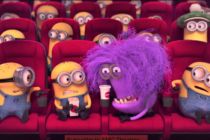 好萊塢電影受到許多電視影集、電玩的威脅,但最大的票房衰退原因仍然出在電影本身。(圖/ AMC Theatres@youtube)