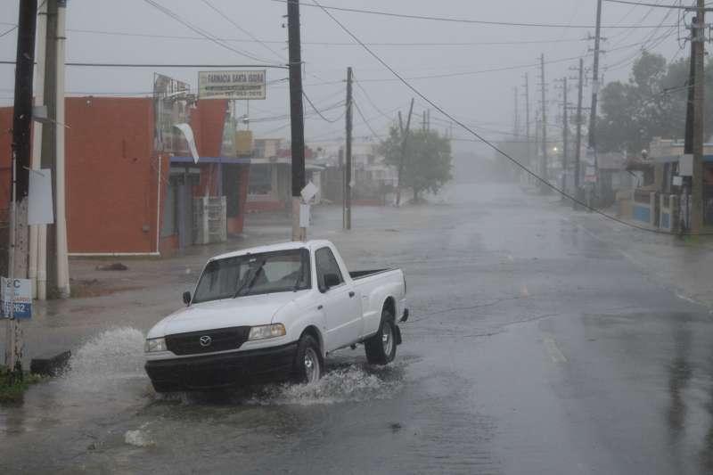 艾瑪颶風:美國屬地波多黎各飽受摧殘(AP)