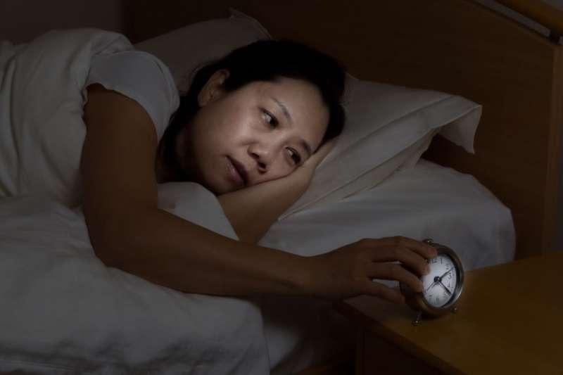 美國國家健康統計中心的最新研究指出,25%近更年期的中年婦女有睡眠障礙(AP)