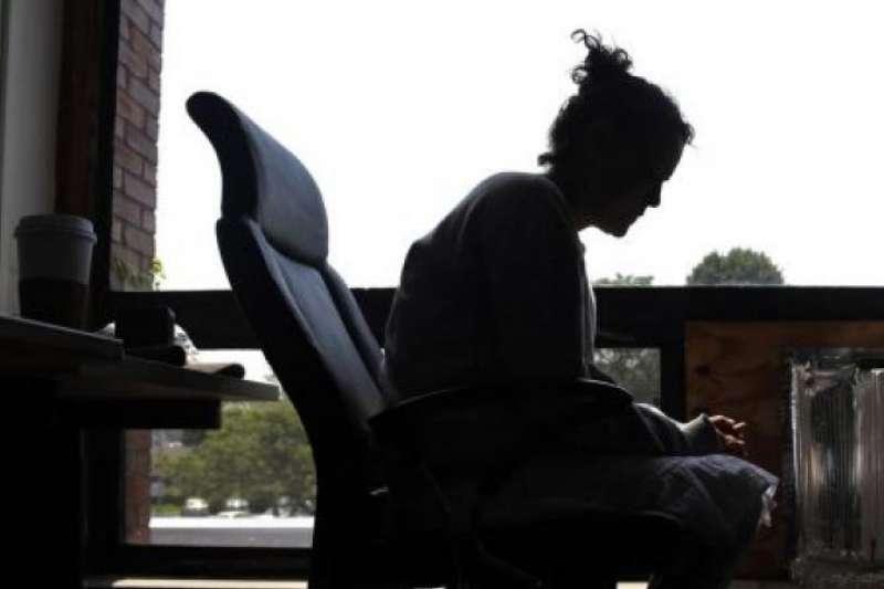 逾3成近更年期婦女每天睡不到7小時(AP)