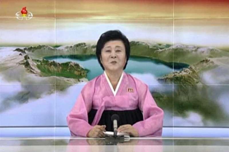 北韓國寶級女主播李春姬(AP)