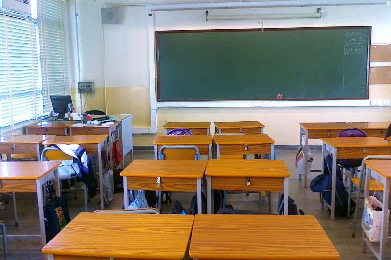 學校希望學生能成為活用英文及中文,並擁有歷史素養的「真正的國際人」。(圖/David Woo@flickr)