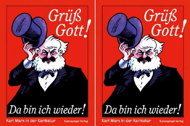 《嗨!我又回來了!》(Grüß Gott! Da bin ich wieder!)(作者提供)