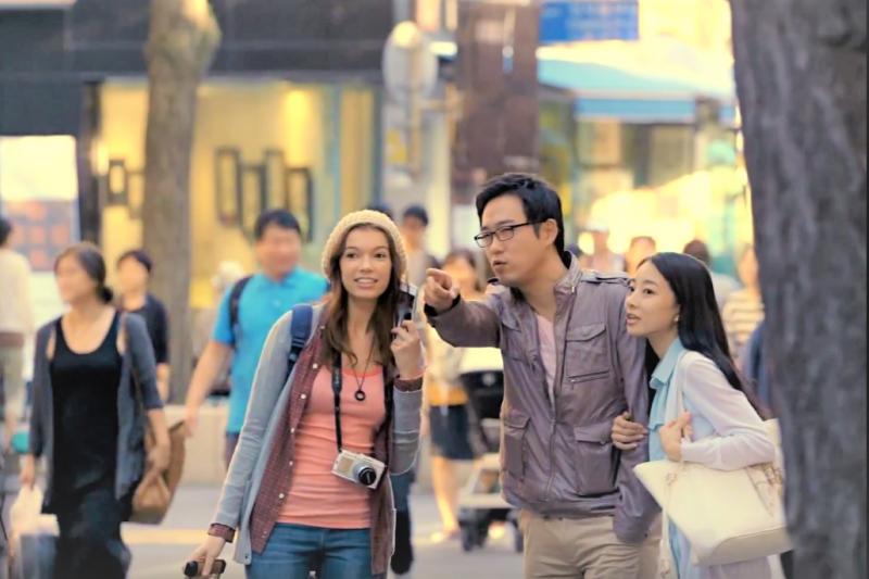 學會這8招,不論出國問路、在台灣幫外國人指路,都難不倒你!(圖/ 取自youtube)