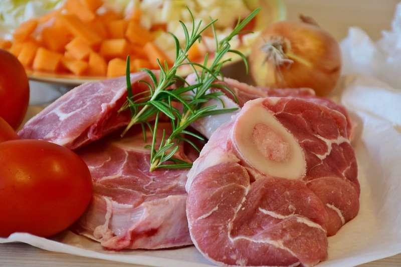 以色列企業用植物蛋白生產的「人造肉」,將有機會進入中國市場。(圖/RitaE@pixabay)