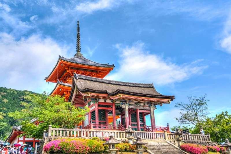 在西方人眼裡,亞洲哪個城市最浪漫?(圖/Pixabay)