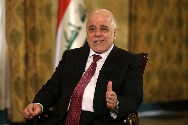 庫德族獨立公投:伊拉克總理阿巴迪稱,已準備好出兵干預可能爆發的衝突(AP)