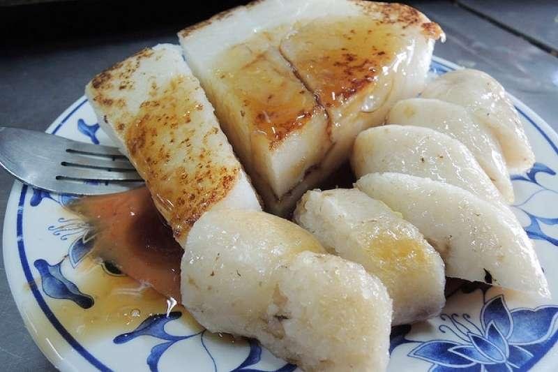 吃膩蛋餅漢堡,彰化以北的傳統中式早餐,一次幫你蒐羅!(圖/瑜庭許@flickr)