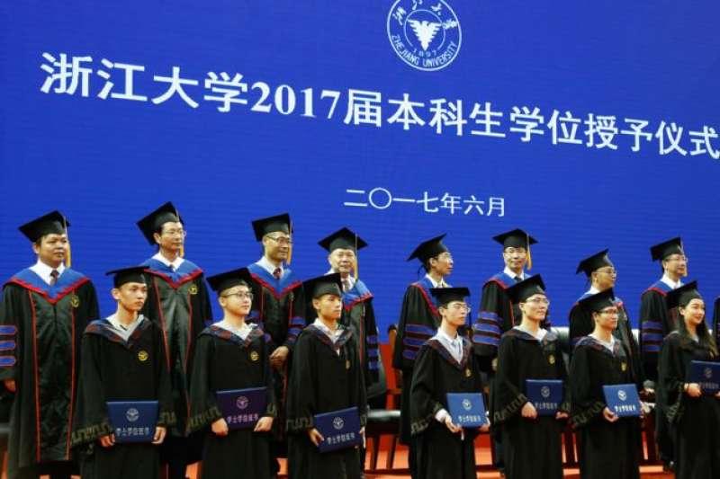 中國浙江大學公布新規定,在新聞媒體、熱門網站發表文章,且獲得廣大點閱,就可視為等同在學術期刊發表研究作品(BBC中文網)