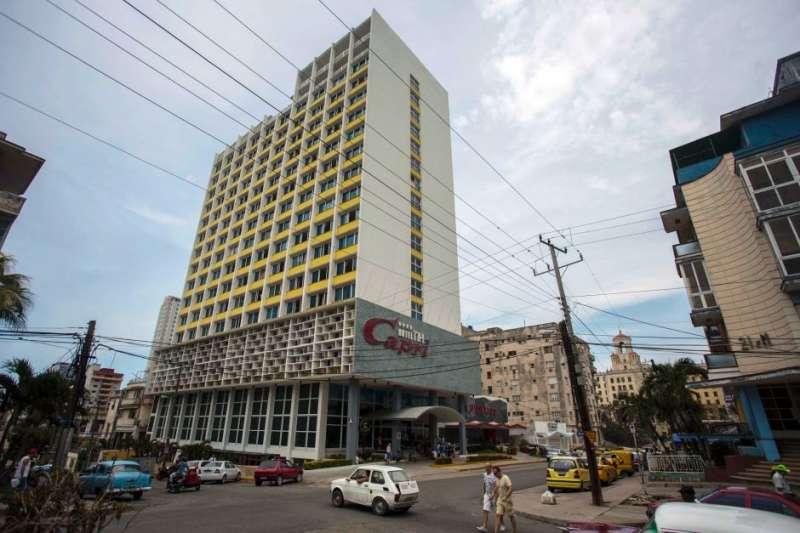 美國駐古巴外交人員疑似在居住的卡布里旅館遭到神秘聲波攻擊(AP)