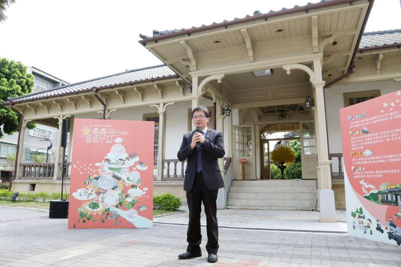 台南市代理市長李孟諺今晚表示,市府將和中央分工協力,協助廠商解決用地、用水、用電及用人的困難。(資料照,台南市新聞及國際關係處提供)