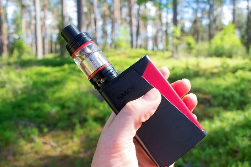 近八成電子煙有尼古丁,根本無助戒菸。(圖/Kjerstin_Michaela@pixabay)