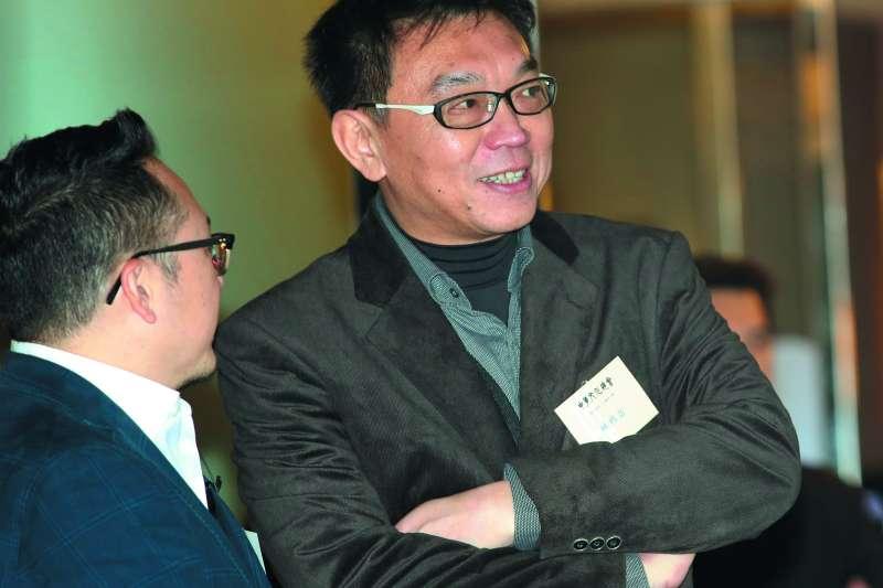 遭點名在助台北市長柯文哲競選期間,曾拿發票要柯辦吐出2200萬。對此,中華文化總會秘書長林錦昌(見圖)19日表示,指控容完全違背事實,將委請律師正式提告。(資料照,郭晉瑋攝)