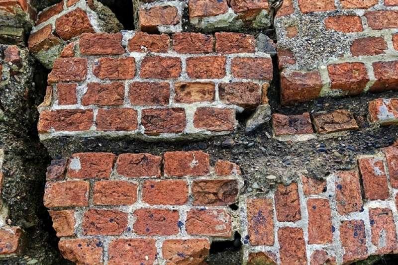 broken wall(圖/pixabay)