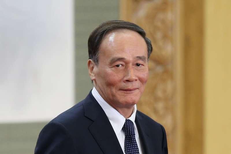 中共「反腐沙皇」王岐山(取自網路)