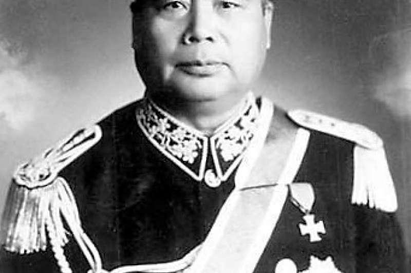 馮玉祥(取自維基百科)