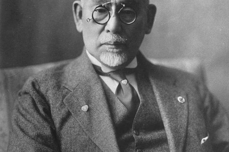 後藤新平。(取自維基百科)