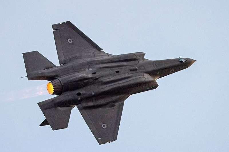 洛克希德馬丁公司生產的F-35戰機。(BBC中文網)
