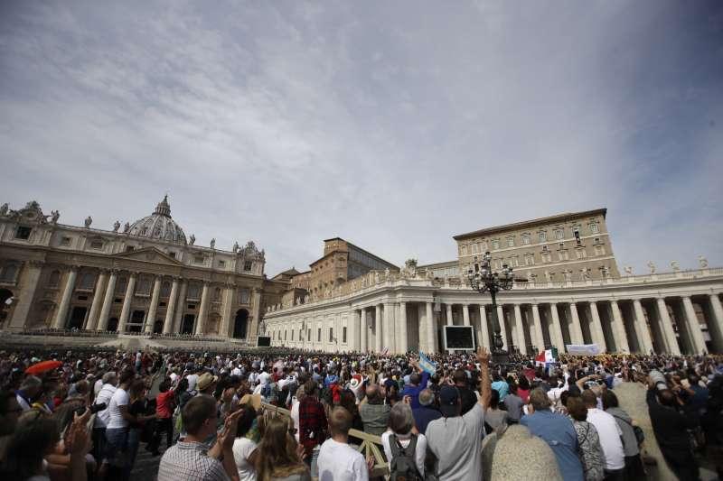 梵蒂岡教廷。(美聯社)