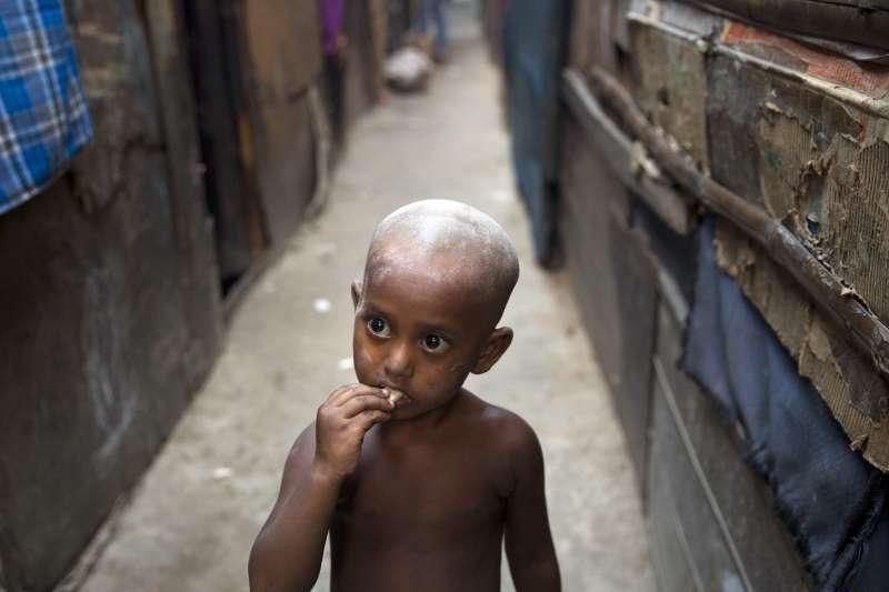 羅興亞人在緬甸遭受歧視壓迫,現在連印度都要驅離他們(AP)
