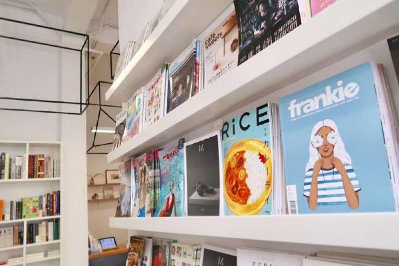 澳大利亞時尚雜誌frankie(圖/澎湃新聞提供)