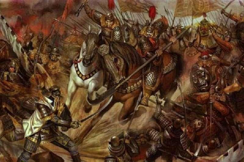 李牧運用「貪性」,得以夾擊匈奴。