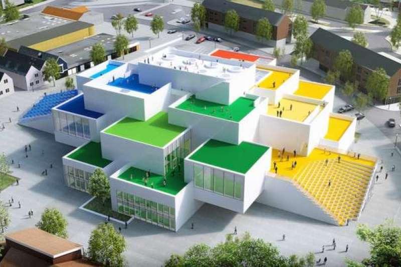樂高迷的天堂,就在樂高的誕生地丹麥比隆。(圖/Shopping Design提供)