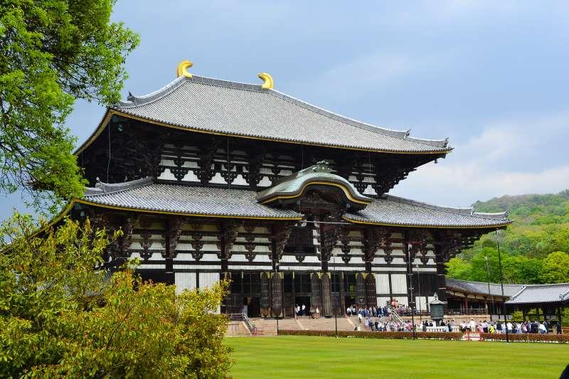 到奈良賞東大寺、玩小鹿時,也別忘了細心挑家好的旅店入住。(圖/2benny@Flickr)