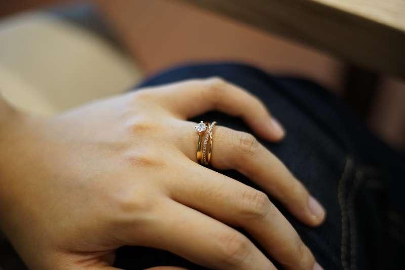 戒指拔不下來以為是水腫,結果竟然是…(示意圖/DamDa@pixabay)