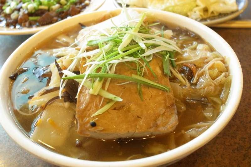 吃臭豆腐竟然能補充維生素?(圖/Kiwi He@flickr)