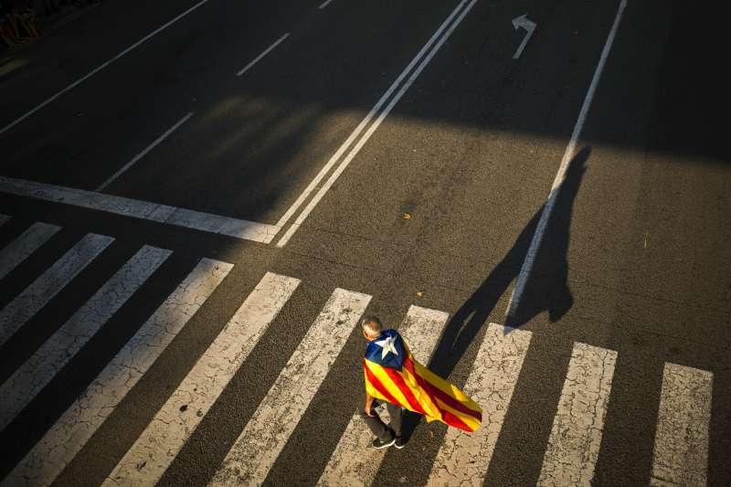 加泰隆尼亞公投:獨立建國後,歐盟如何看待?(AP)
