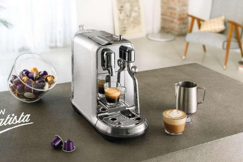 Nespresso釋放自己的咖啡創作魂(圖/Nespresso提供)