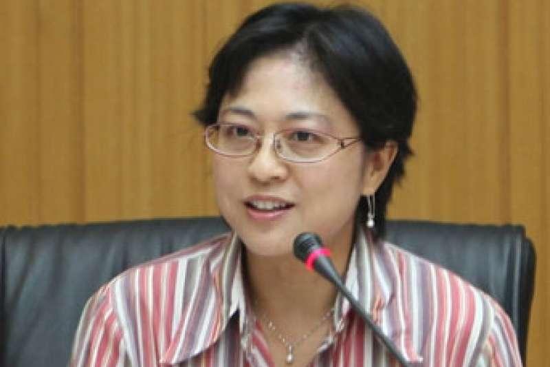 中共19大代表中唯獨盧麗安是出生於台灣,陸委會將查證盧麗安是否違反兩岸人民關係條例。(資料照,取自復旦大學官網)