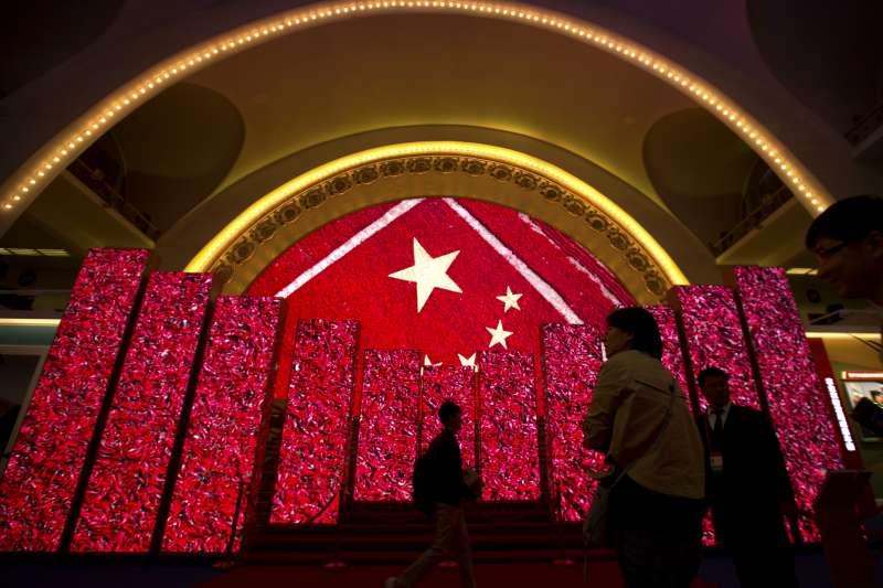 中國共產黨第十九次全國代表大會(中共十九大)10月18日將於北京人民大會堂召開。(美聯社)