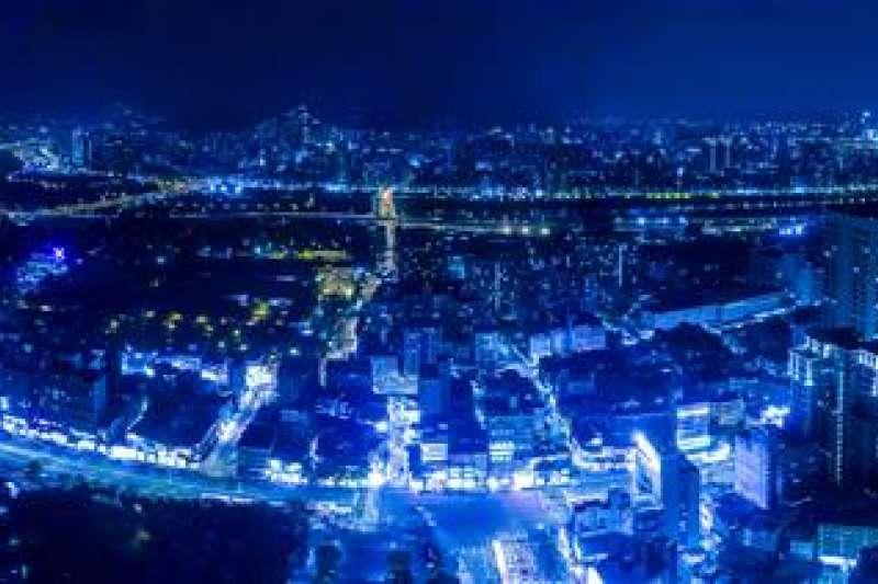 2017台北白晝之夜今年首度移師公館,今晚將跨夜舉行夜晚戶外藝術派對。(策展團隊提供)