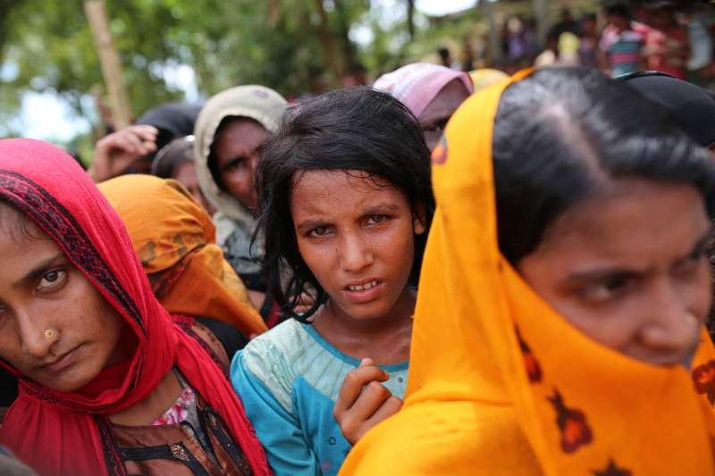 羅興亞人在緬甸翁山蘇姬政權下飽受歧視壓迫殘害(AP)