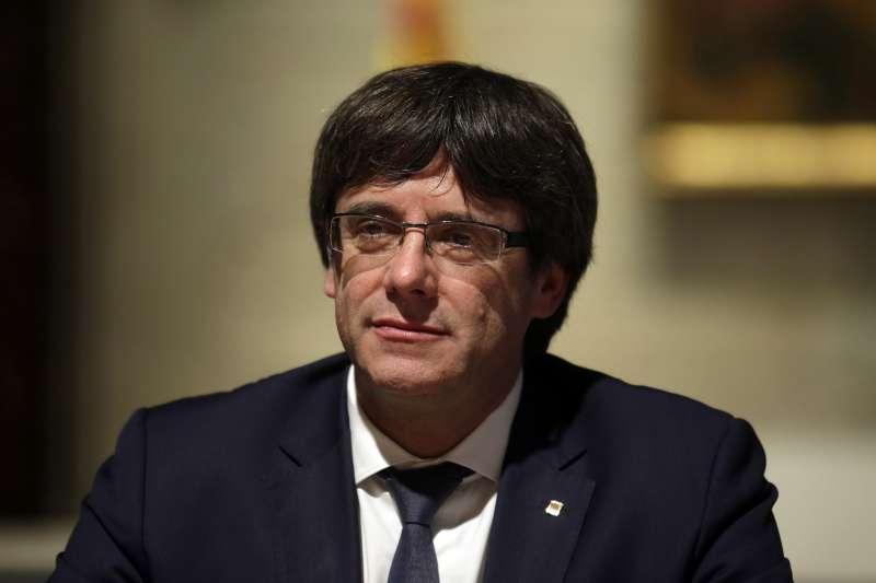 西班牙加泰隆尼亞自治區追求獨立,自治區政府主席普吉德蒙面臨關鍵抉擇(AP)
