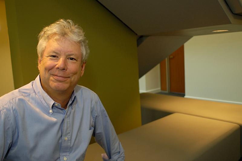 2017年諾貝爾經濟學獎得主塞勒(Richard Thaler)(芝加哥大學)