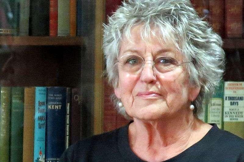 澳洲女性主義學者葛瑞爾。(Helen Morgan@Wikipedia / CC BY 2.0)