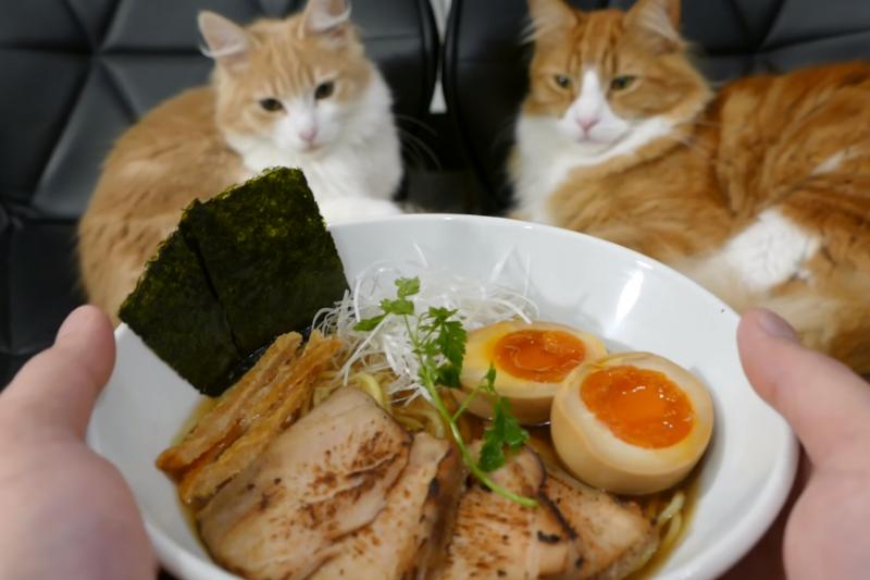 視力急速惡化竟和餐餐吃拉麵有關?日本眼科醫師分享,保護視力從日常飲食做起。(示意圖非本人/翻攝自youtube)