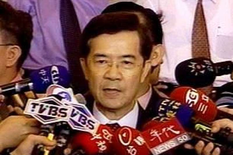 總統府前副秘書長陳哲男因司法黃牛案,遭判處有期徒刑7年,11日下午假釋出獄。(中評社)