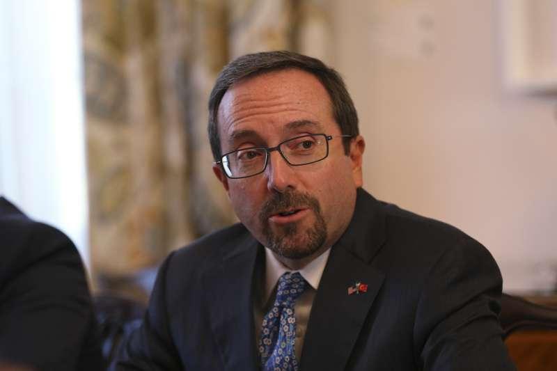 美國駐土耳其大使巴斯(AP)